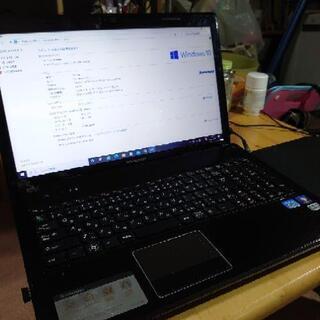 レノボノートパソコン G570