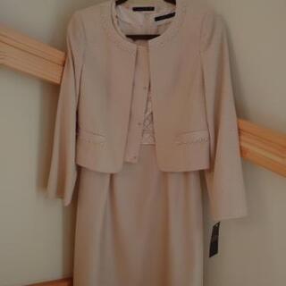 桜色のセレブレイトスーツ