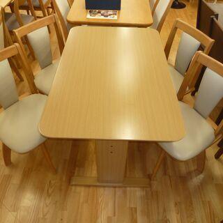 k28☆ニトリ☆ダイニングテーブル5点セット☆テーブル+椅子4脚...