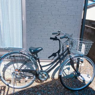 【値下げしました】26インチ自転車