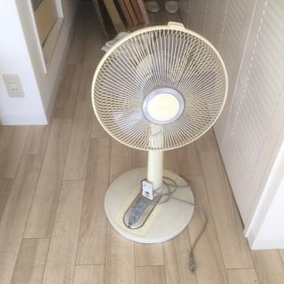 扇風機★リモコン付き