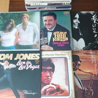 LPレコード盤