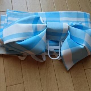 浴衣 ゆかた 帯 簡単装着リボン