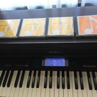 電子ピアノ Roland KR575