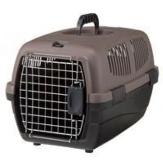 ほぼ未使用 ペット用品  Pets 'One ハードキャリーM (耐荷重9kg)の画像
