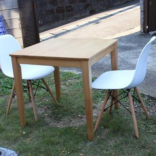 ダイニングテーブル 椅子2脚付き 美品 宮前区