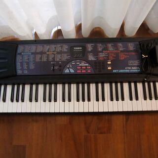 CASIOキーボード CTK-560L
