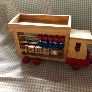 木製トラック