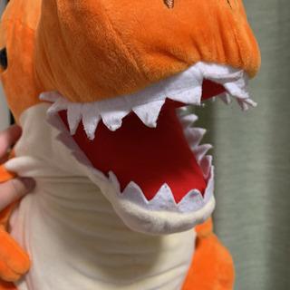 恐竜時代 恐竜ぬいぐるみ ティラノサウルス
