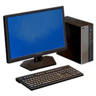 いらなくなったパソコン