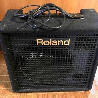 キーボードアンプ(Roland KC-100)
