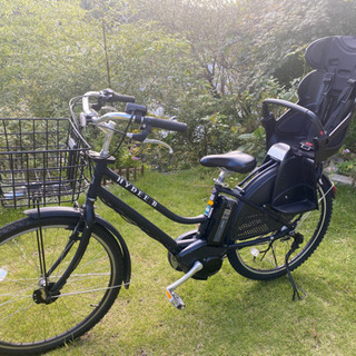 ブリジストン 子供乗せ自転車 HYDEE.B  電動 美品です
