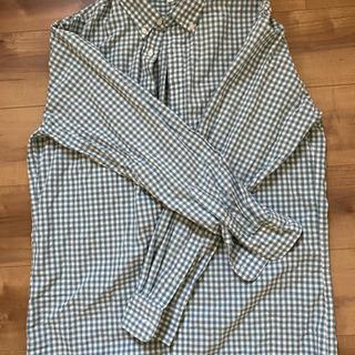 ●決定●UNIQLO シャツ&ネルシャツ メンズXL 2枚で20円‼️