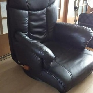 座椅子リクライニング