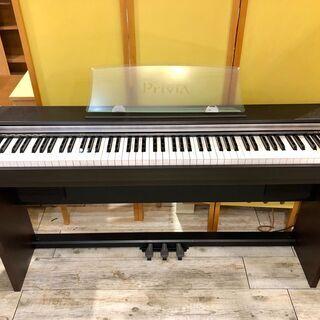 中古 電子ピアノ CASIO PriviA 88鍵 2006年製...