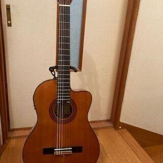美品Ariaエレガットギターを格安にて・・・