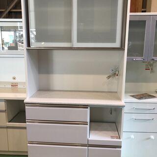 ニトリ キッチンボード アルミナ2 幅100cm