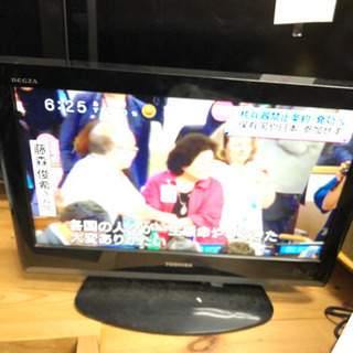 10-413  TOSHIBA 液晶カラーテレビ 19A8…