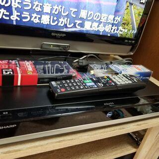 ☆3チューナー・1TB HDD!AQUOSブルーレイBD-T1700☆