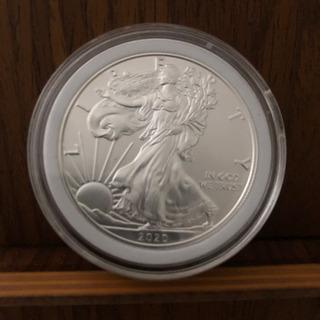 ウォーキングリバティ銀貨 10枚