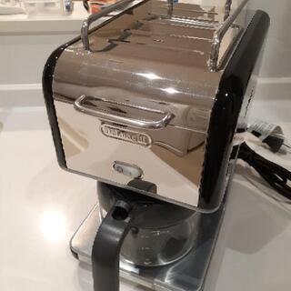 デロンギ コーヒーメーカーの画像