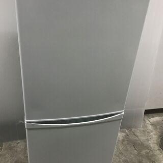 引き取りOK 年浅 美品 アイリスオーヤマ ノンフロン冷凍冷蔵庫...