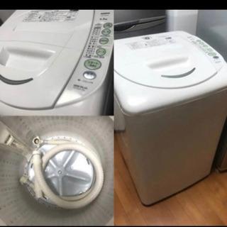 冷蔵庫、洗濯機、ガスコンロ(都市ガス)セット【引き取り限定…