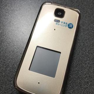 簡単携帯 ガラケー お年寄りに☆京セラ 携帯電話