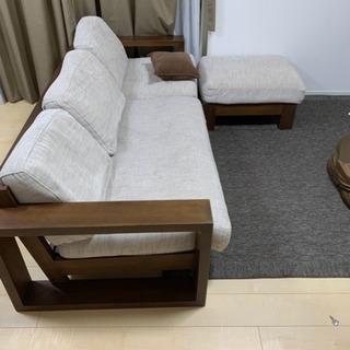 ソファー  3000円
