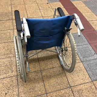 車椅自走式 値下げの画像