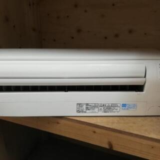 三菱6畳エアコン2012年洗浄済み