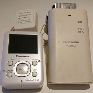 【ネット決済・配送可】Panasonic ワイヤレスドアモニター...
