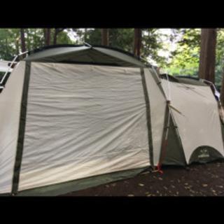 コールマン テント 2ルーム オリーブ