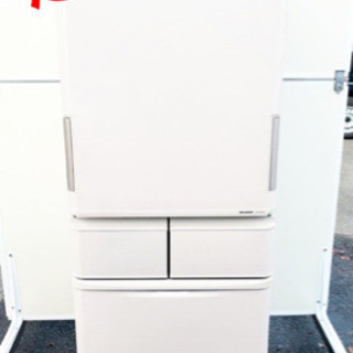 ET853A⭐️SHARPノンフロン冷凍冷蔵庫⭐️