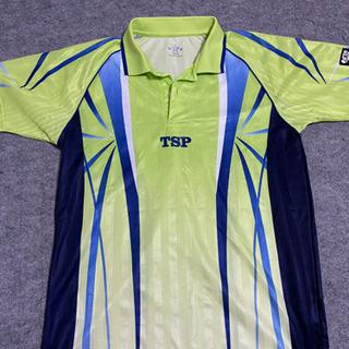 卓球ウェア TSP カラー緑