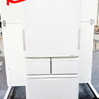ET862A⭐️SHARPノンフロン冷凍冷蔵庫⭐️