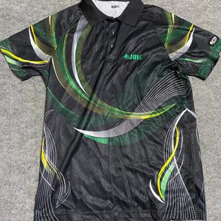 卓球ウェア JUIC カラー黒緑