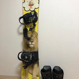 スノーボードスターターセット