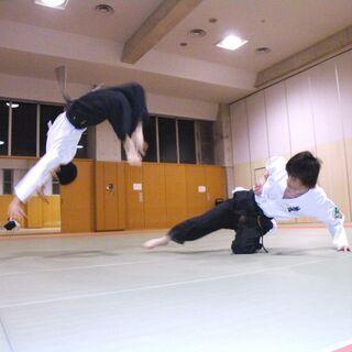 【武道初心者歓迎】身体能力を高める武道 躰道を始めてみませんか。