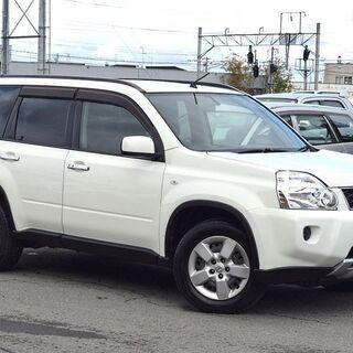 NT31 日産 エクストレイル 切替4WD 車検令和3年10月 ...