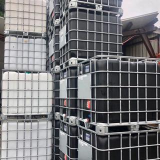 ③美品 IBCコンテナ 貯水タンク 1トン 農業用水