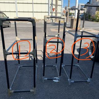 タイヤラック 3種類 各800円 🌈 しげん屋