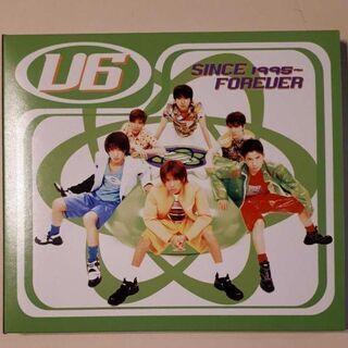 V6 CD4枚セット