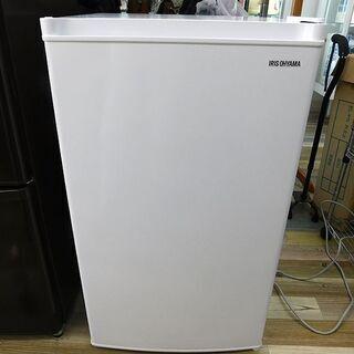 極美品 アイリスオーヤマ 75L 1ドア冷蔵庫 AF75-W 2...