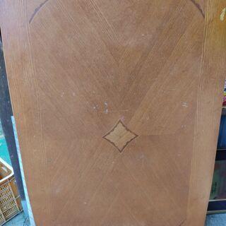 ダイニングテーブル 寸法約 横140cm 幅88㎝ 高さ72㎝