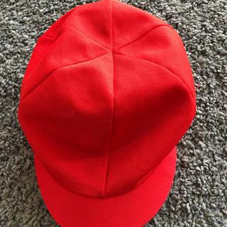 赤白帽子 幼児用