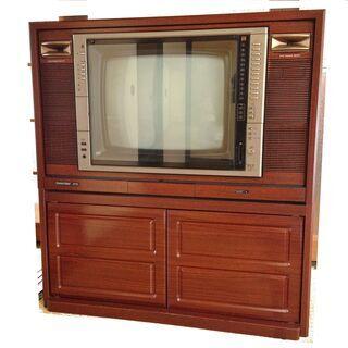 ★良品★年代物 1980年製 20型ナショナルカラーテレビ…