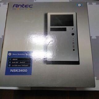 Antec NSK3400 MicroATXケース