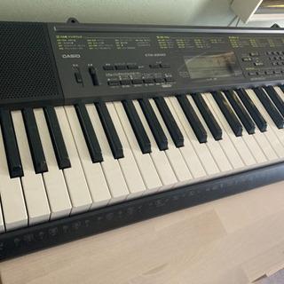 CASIO 電子キーボード CTK-2200