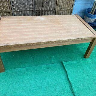№k129 アクタス BOSCO  ボスコ  無垢材伸張式ローテーブル